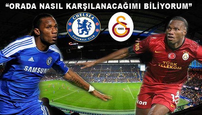Salı günü Chelsea ile çok kritik bir maça çıkacak olan Galatasaray'da Drogba UEFA'ya özel röportaj verdi.