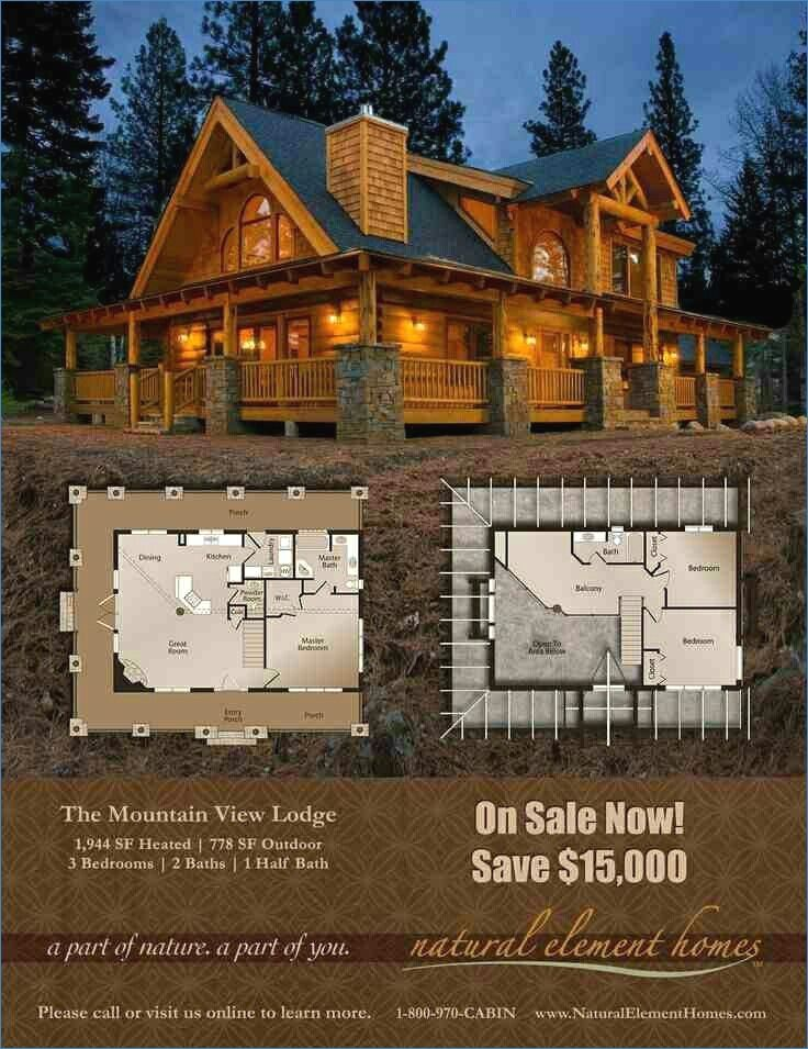 24 Scandinavian Log Cabin Kits House Plan With Loft House And Home Magazine Basement House Plans