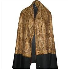 Hand Embioredered Pashmina scarves