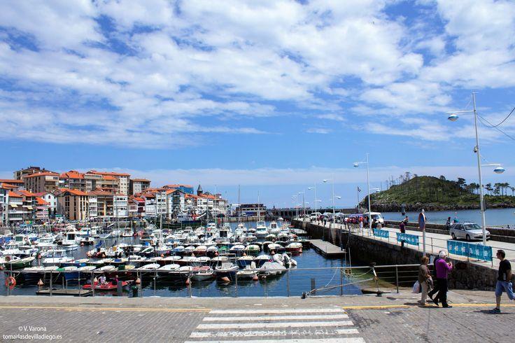 PUERTO DEPORTIVO Lekeitio, Vizcaya, País Vasco, Spain