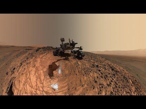 Μία ιδέα: Το Curiosity rover της Nasa θα γιορτάσει τα 5 του ...
