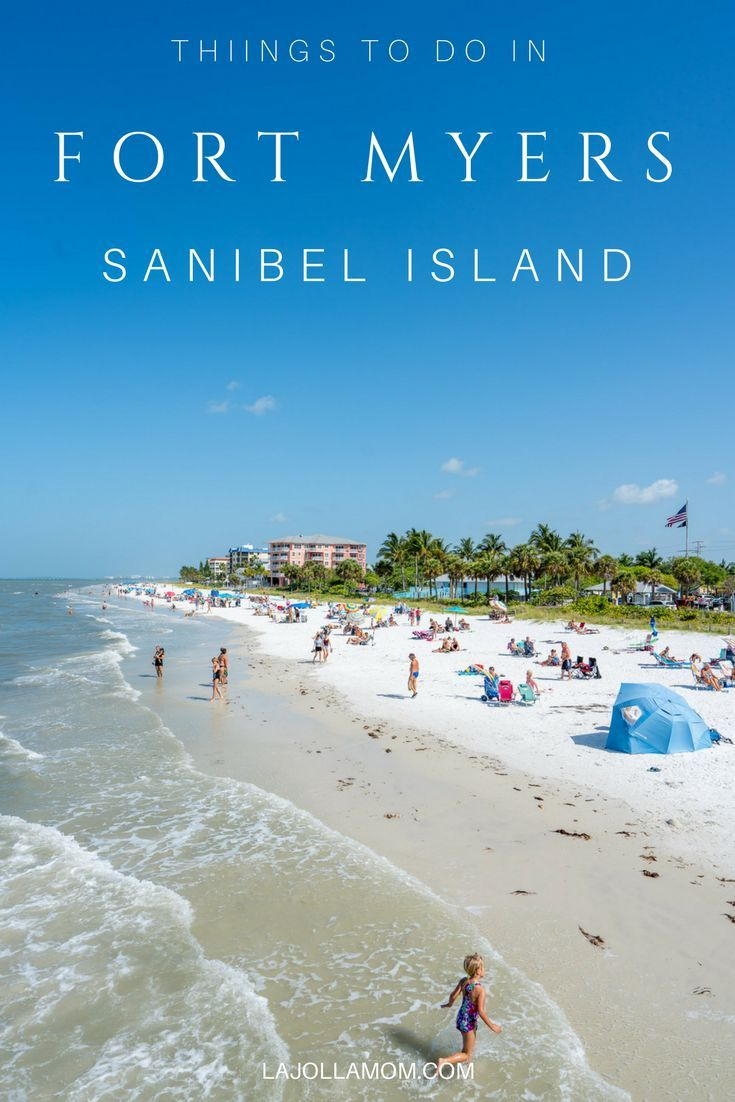 Find the best things to do in Fort Myers Beach and Sanibel Island. There is much more to do than shelling.