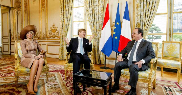 Koning Willem-Alexander en koningin Máxima brengen donderdag en vrijdag op uitnodiging van president François Hollande een staatsbezoek aan Frankrijk. Het staatsbezoek staat geheel in het teken van het gedeelde verleden en gedeelde waarden als vrijheid en gelijkheid. Verder draait het om verdieping van de banden op economisch, cultureel en Europees gebied.