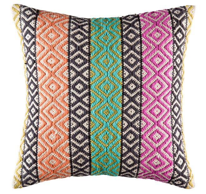Kas Zuni 50x50cm Filled Cushion Multi