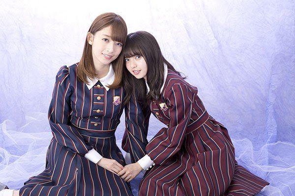 "shinapit: ""#橋本奈々未 #斉藤飛鳥 #乃木坂46 """