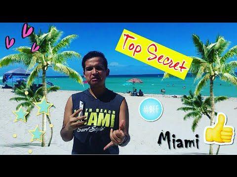 El mejor Tip para la playa! ! - Miami Beach - YouTube
