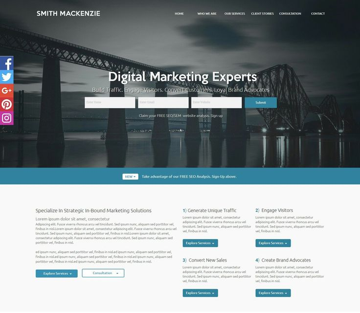 The new #LAndingpage for @SmithMacKenzieM #marketing #Advertising  #GraphicDesigner #GraphicDesign #marketers #graphics  #webdesign #website #webmarketing #internetmarketing #digitalmarketing #advertising #graphics #internetmarketers #digital #digitalmarketers  1 of 3