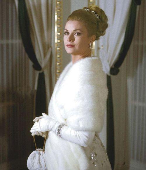 Princess Grace of Monaco — Portrait taken by Howell Conant on November 19, 1962.