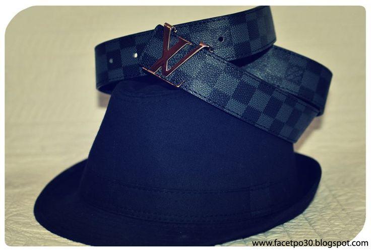At least! My Louis Vuitton belt! :) #LouisVuitton