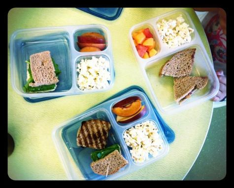 School lunch round up part two from 100 Days of Real Food