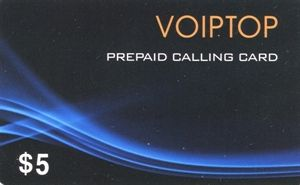 Picture of VOIPTOP Calling Card $5.00
