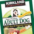 Kirkland Dog Food Review