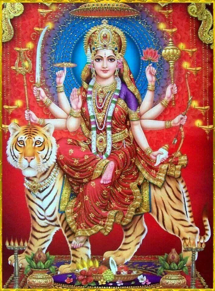 Hindu Art: Maa