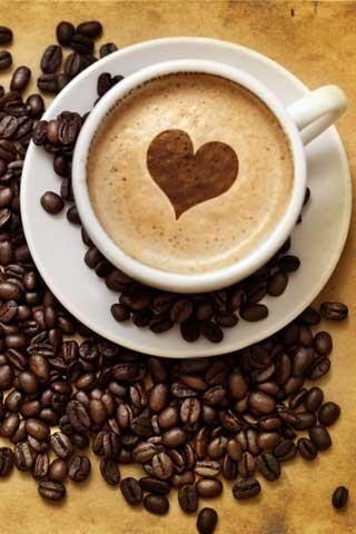 Coffee time... the perfect cup