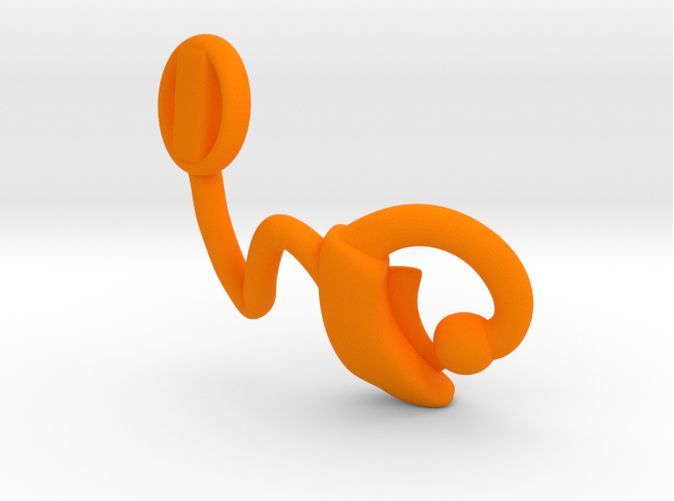 Check out Makies Cochlear Implant: RIGHT EAR by MakieLab on Shapeways and discover more 3D printed products in Toys.