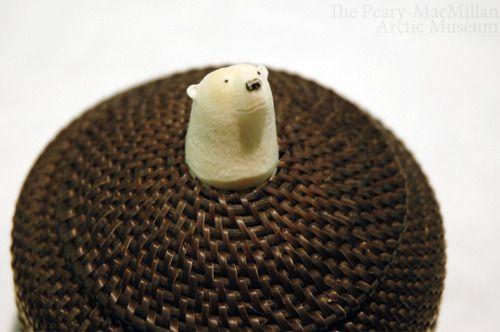 Alaskan Native,... Inuit Artifacts History