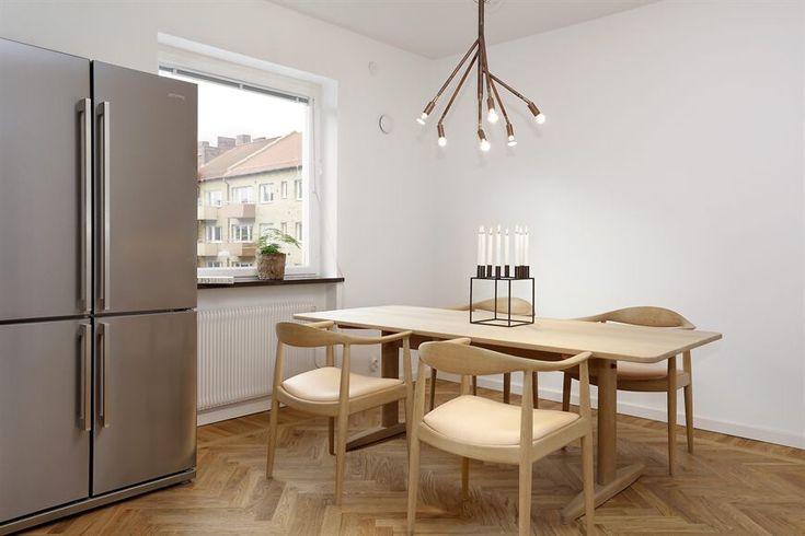 En vacker lägenhet -