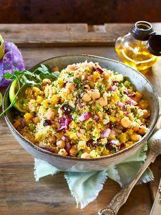 Du bist noch auf der Suche nach der perfekten Idee für Partysalat? Gefunden! #party #salat #rezept