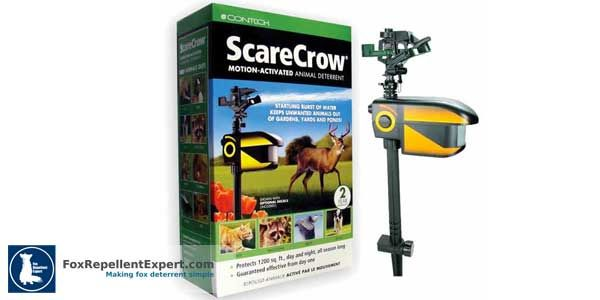Contech ScareCrow Motion-Activated Sprinkler