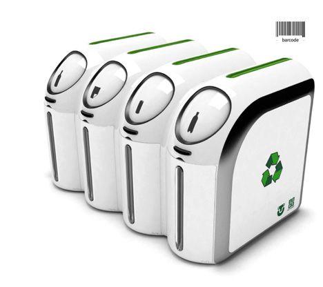 16 Hi Tech Trash Cans | Walyou
