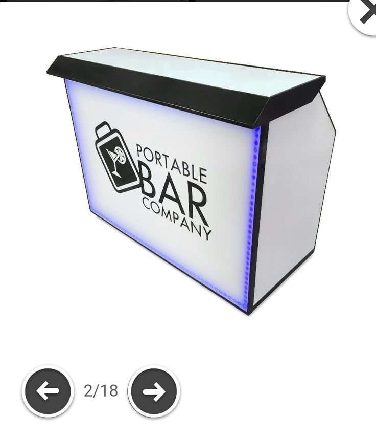 The Portable Bar Company