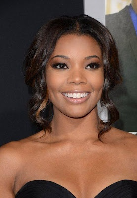 """Celebrity makeup artist Fiona Stiles shares how to get Gabrielle Union's makeup look at the """"Think Like a Man"""" Premiere (http://www.fionastilesmakeup.com/2012/02/get-look-gabrielle-union-at-think-like.html)"""