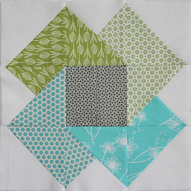 Cute quilting block