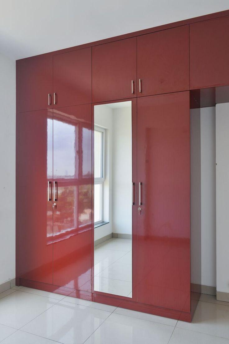 28 best ideas about modular wardrobes on pinterest - Wardrobe interior designs for bedroom ...