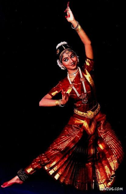 Indian culture dance - Bharatanatyam