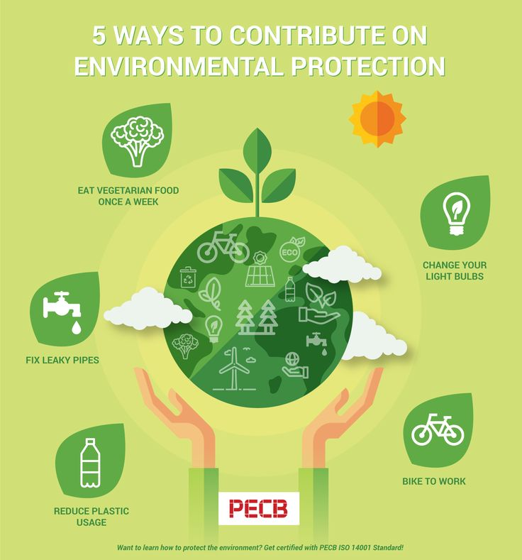 Here's how you can make Earth a better place!  #ISO14001 #Training #PECB