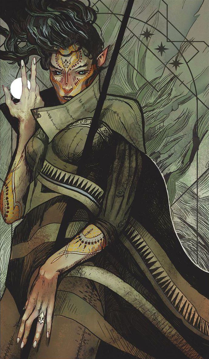 Matt Rhodes - game art - Dragon Age Inquisition