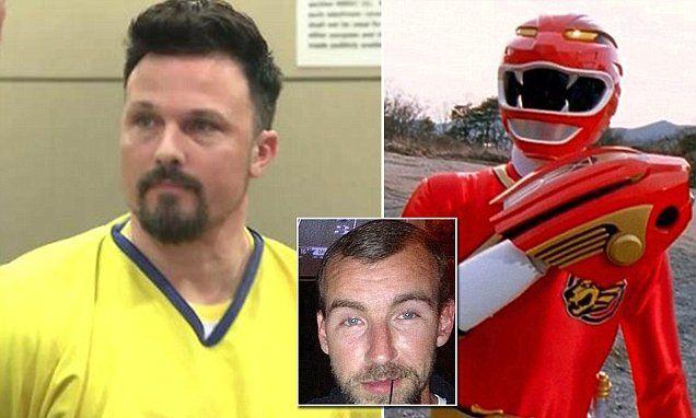 CALIFORNIA... Ex-Power Ranger RICARDO MEDINA sentenced to 6 years in prison for murder | Daily Mail Online