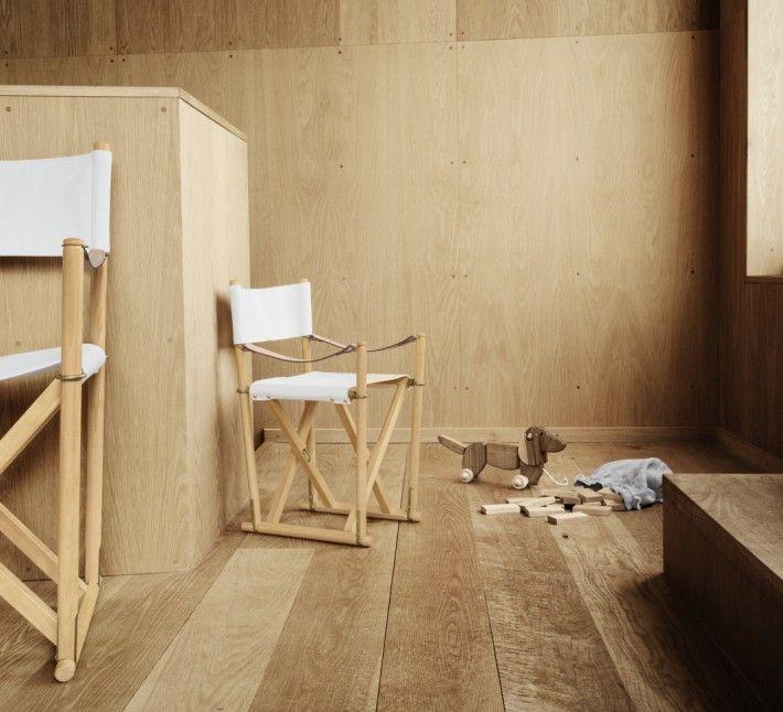 En savoir plus sur... la chaise Folding de Mogens Koch de 1932