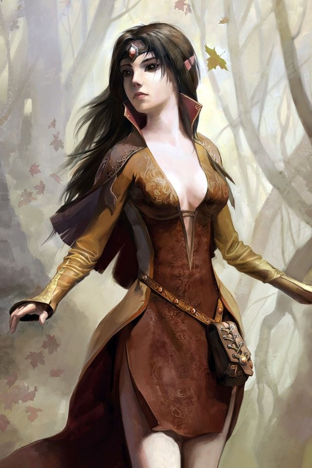 Free illustration: Fantasy, Girl, Woman, Elf, Female - Free Image ...