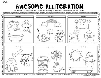 All Worksheets alliteration worksheets : 18 Best images about L- Alliteration on Pinterest | Picture cards ...