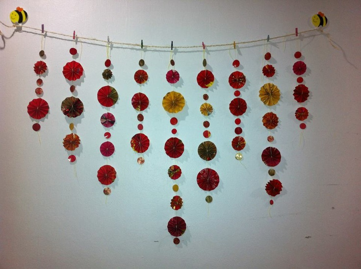 Chinese New Year Wall Decoration Leisure Interest Diy