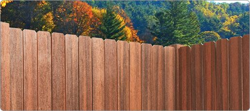 Best 25 composite fencing ideas on pinterest wood composite plastic fencing and fence panels - Most frequent fence materials ...