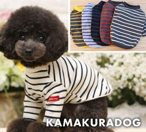 楽天市場 犬服 鎌倉ボーダー s 鎌倉dog2号店 犬 犬の服 ペット