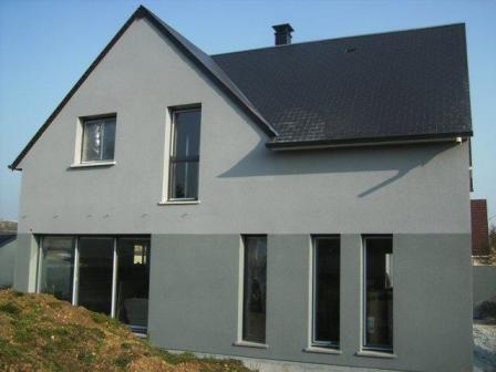 54 best Maisons individuelles construites en maçonnerie