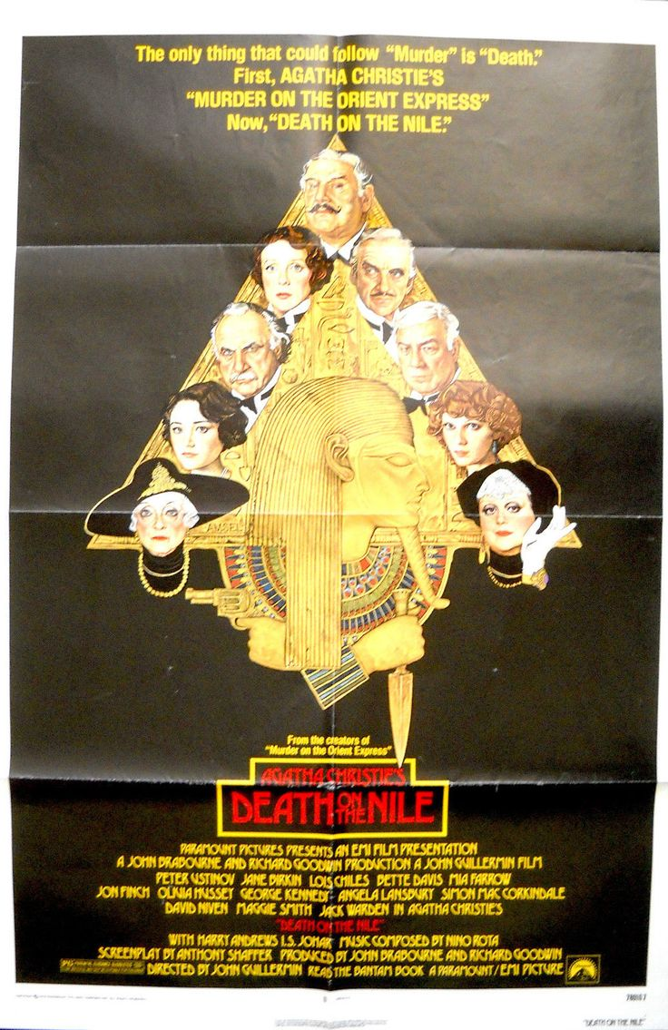 Death of the nile movie free