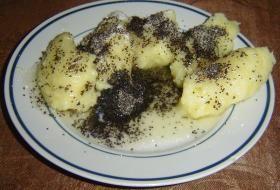 Jak uvařit škubánky (kucmoch) po východočesku | recept