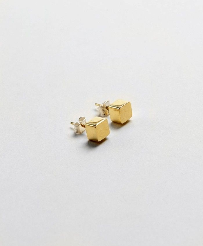 Noonday Collection Cubed Studs