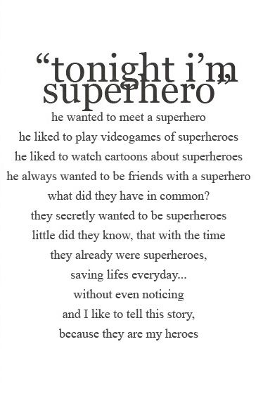 5 Seconds Of Summer, Connor Franta, Troye Sivan, Augustus Waters, and my brother and to my eight besties, you are my superheroes. Thank you.