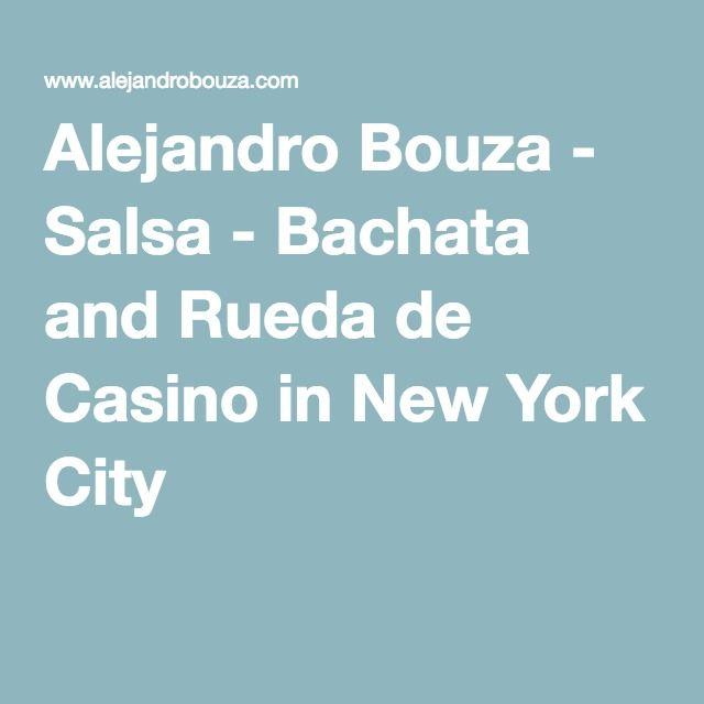 Alejandro Bouza - Salsa - Bachata and Rueda de Casino in New York City