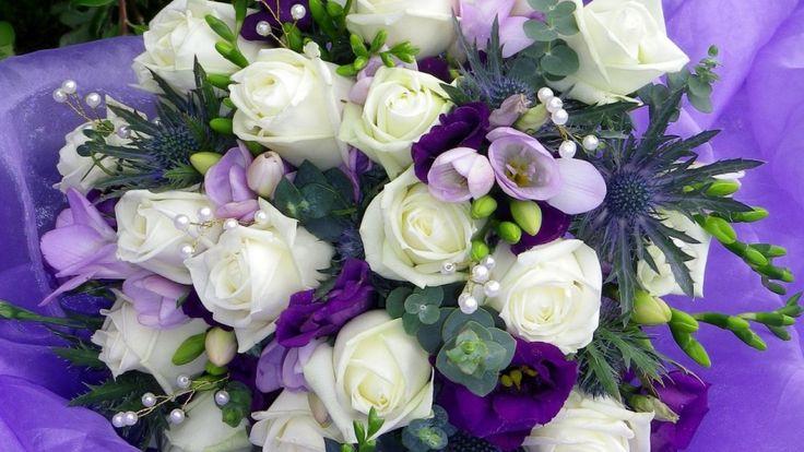 960x540 kukka Taustakuvat Lataa- ruusut kuvia, Russell lisianthus ...