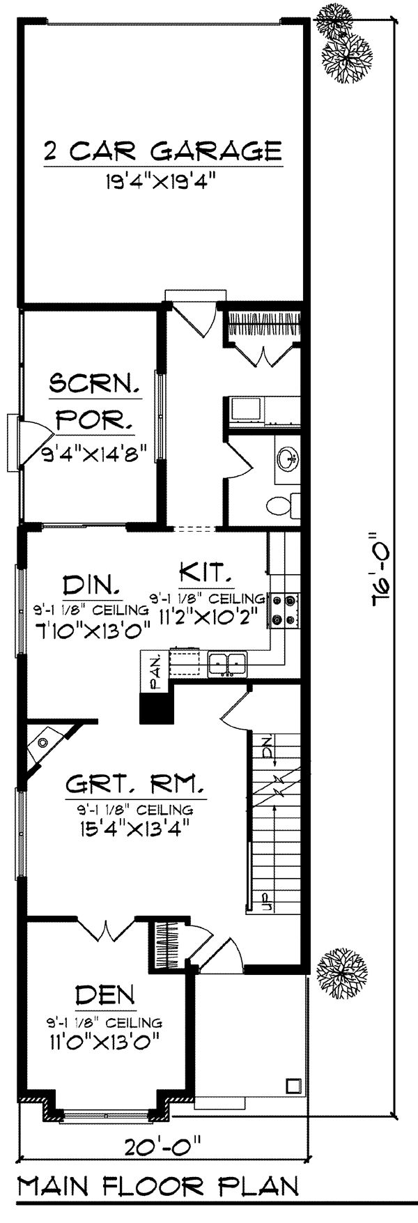 small lot house plans | zionstar - find the best images of