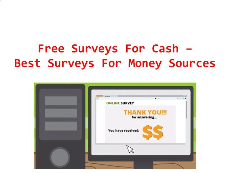 Free Surveys For Cash – Best Paid Surveys For Money - WATCH VIDEO here -> makeextramoneyonl... - money doing online surveys Visit:  to get more details on 2 of the most legitimate paid survey sites online that are 100% FREE to join and that actually pay you! Have you been searching for paid surveys for cash that are free to sign up for? In this video I will show you 2 of the best, ...