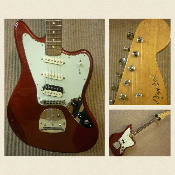 """*SOLD* Fender """"Pawn Shop"""" Jaguarillo Made in Mexico, Pre loved, Excellent condition,  £550.00"""