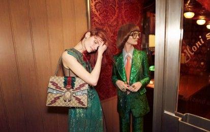 Borse Gucci, la collezione Primavera-Estate 2016, le proposte multicolor per la stagione calda [FOTO] - La collezione di borse Gucci Primavera-Estate 2016 si accende di cromie vibranti e si arricchisce di alcuni motivi innovativi che promettono di conquistare proprio tutte!