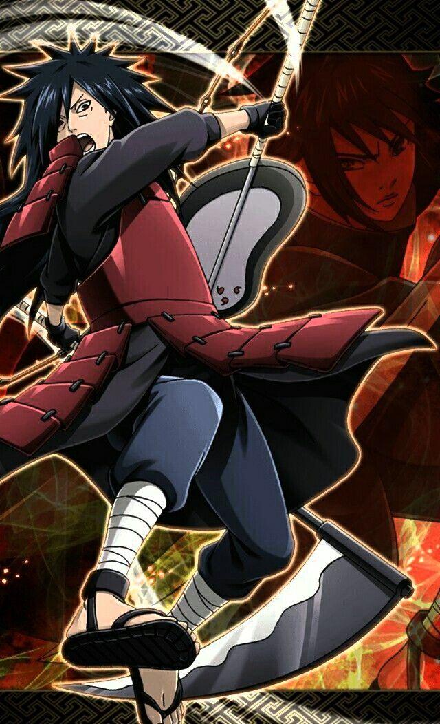 Pin By Maximiliano Cantun On Naruto Madara Uchiha Naruto Madara Anime Naruto